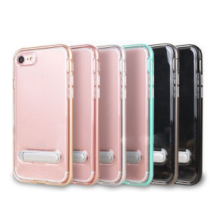 Anti-Drop TPU PC Transparent Phone Case Cover for iPhone X pictures & photos