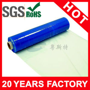 Extended Core Blue Stretch Film (YST-PW-063) pictures & photos