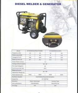 Diesel Generator pictures & photos