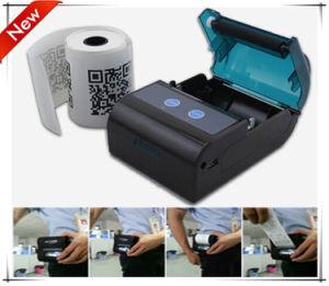 Zkc 5804 58mm Mini Portable WiFi Bluetooth Airprint Ticket Sticker Receipt Thermal Printer pictures & photos