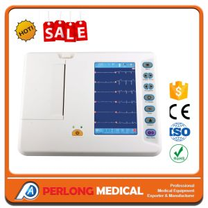 Medical Equipment Hospital Equipment 6 Channel ECG EKG (Electrocardiograph) Machine pictures & photos