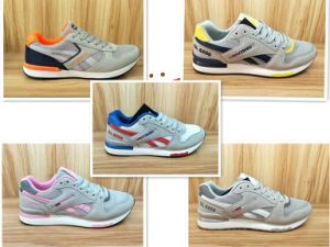 Factory New Design Comfortable Sport Shoes Brand Running Ss Footwear pictures & photos
