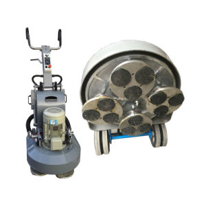 650mm Width Planetary Surface Preparation Polishing Machine with Stainless Steel Water Tank pictures & photos