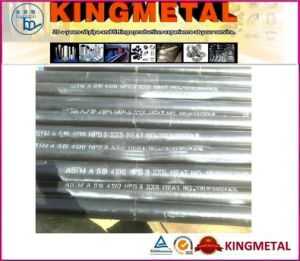 ASTM A519 AISI 4130 4140 Chromoly Alloy Steel Tube pictures & photos