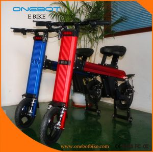 Onebot Inovation 2017 Folding Onebot Ebike with Panasonic 18650 Battery 500W Motor, off Road Scooter pictures & photos
