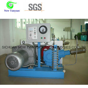 Cryogenic Liquid LNG 25MPa Pressure Cylinder Filling Pump pictures & photos