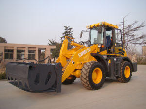 Small Wheel Loader with Ce (ZL12F) pictures & photos