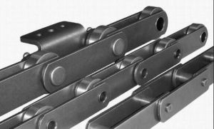 Manufacturing Double Pitch Convey Chain for Industrial pictures & photos