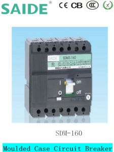S Model ABB Moulded Case Circuit Breaker pictures & photos