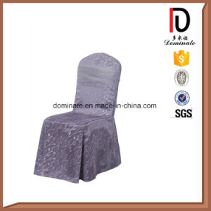 Foshan Sales Polyester Wedding Restaurant Hotel Banquet Chair Covers pictures & photos