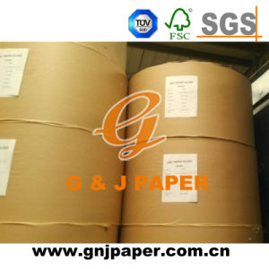 Different Size Coated Art/C2s Paper in Jumbo Roll pictures & photos