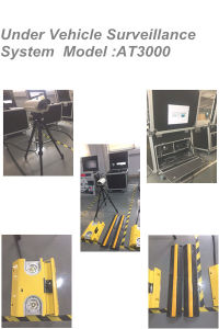 Scanning Machine - Under Vehicle Scanner to Detect Car Bomb for Airport Prison pictures & photos