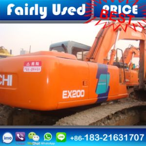 Used Crawler Excavator Hitachi Ex200-3 of Hitachi Ex200-3 Excavator