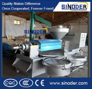 High Efficiency Oil Screw Press Machine for Sale pictures & photos