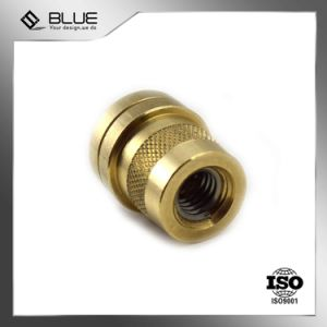 OEM High Quality Brass Round Nut pictures & photos