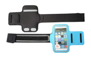 Outdoor Sport Accessories Running Elastic Reflective Armband pictures & photos