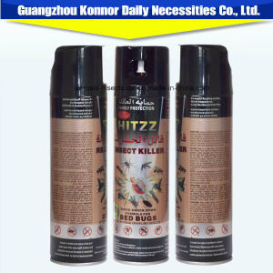 Knock Down Portable Insect Repellent Insecticide Spray pictures & photos