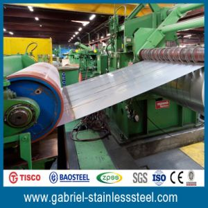 Precision Ba Surface 304 Stainless Steel Strip pictures & photos