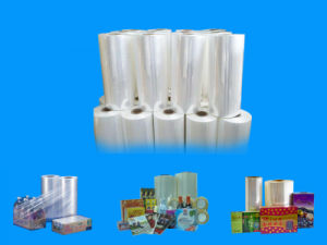 Transparent PVC Shrink Film with Competitive Price pictures & photos