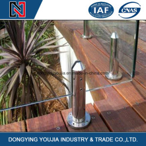 Hot Sale Stainless Steel Glass Fittings pictures & photos