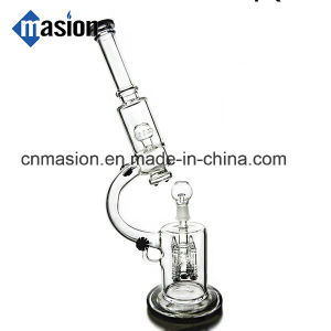 Creative Design Mircoscope Pipe Glass Smoking Pipe (EY004) pictures & photos
