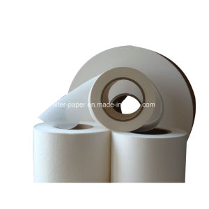 Manufacture High Quality 94mm Heat Seal Tea Bag Filter Paper Roll pictures & photos