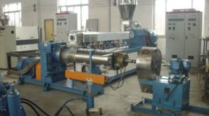 Co-Rotating Twin-Screw Extrusion Granulation Line pictures & photos