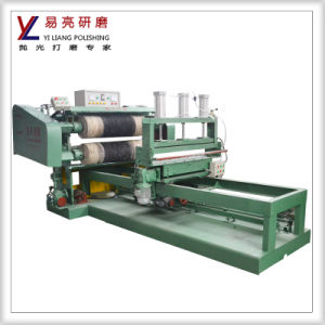 Pipe Lap High Luster Polishing Machine