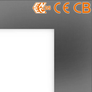 600X600 32W 3200lm Recessed LED Panel with ENEC CB pictures & photos