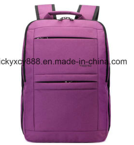 Double Shoulder Laptop Computer Travel Leisure Gift Sports Backpack (CY3691) pictures & photos