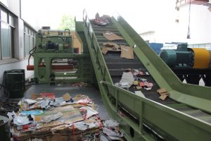 Waste Paper Baler/Waste Plastic Baler pictures & photos