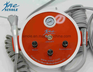 Plastic Portable Dental Unit with Syringe (7-01) pictures & photos