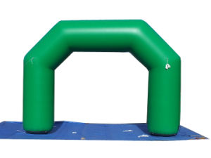 Polyester or Tarpaulin Strong Materials Event Products Inflatable Arch pictures & photos