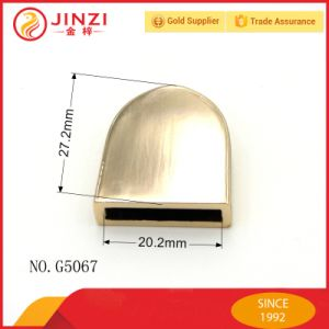 High End Metal Belt End Tips for Leather Products pictures & photos