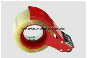 Plastic Packaging Adhesive Tape Cutter for Office Using pictures & photos