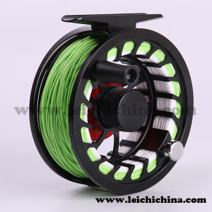 Super Light CNC Colorful Fly Fishing Reel pictures & photos