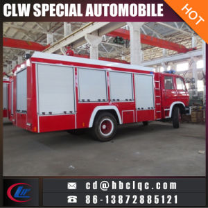Good Sales Dongfeng 8000L Fire Fighting Tank Truck Fire Vehicle pictures & photos