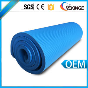 Durable Washable NBR Design Yoga Mat pictures & photos