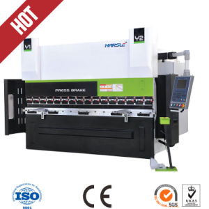 300/3200 CNC Heavy Duty Hydraulic Press Brake for Industrial Chassis pictures & photos