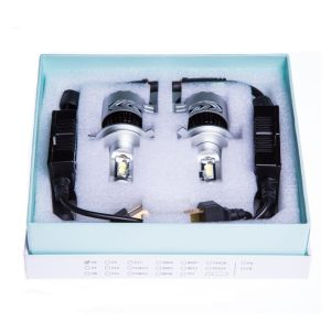 Better Quality 3800lm 36W S6 Car LED Headlight H4 H/L Beam Bulb Auto Headlight Kits pictures & photos