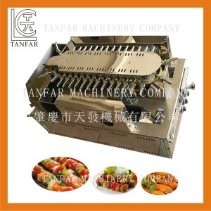 Automatic Rotary Gas Kebab BBQ Griller pictures & photos