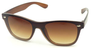Fnp162198 Hotsale Plastic Frame Classical Style Brand Sunglass pictures & photos