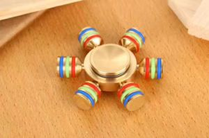 Copper Fidget Spinner pictures & photos