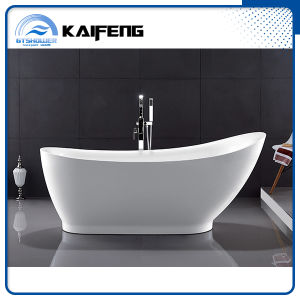 Cupc Luxury Bathroom Acrylic Freestanding Bathtub (KF-727) pictures & photos