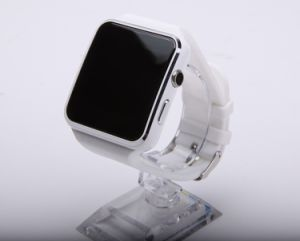 Newest Bluetooth Smart Watch Electronics Wearable Devices Smartwatch for Apple Android Phone with Camera FM SIM Card pictures & photos
