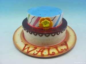 Best Selling Customized Ceramic Cake Cookie Candy Jar pictures & photos