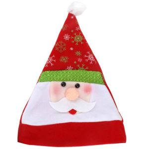 Beauty Christmas Santa Hat Hair Accessories Festival Hat From China Factory pictures & photos