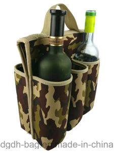 Neoprene Beer Cooler with 6 Bottle Cooler Bag, Wine Cooler, Ice Bag pictures & photos
