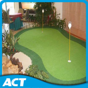 Durable Outdoor Mini Artificial Golf Grass Lawn G13 pictures & photos