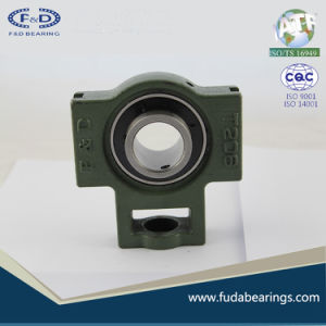 Chrome Steel Cast Iron Pillow Block Bearing UCT217 pictures & photos